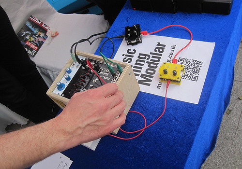 Maker Faire Shenzhen Stand – Digital Missiom China