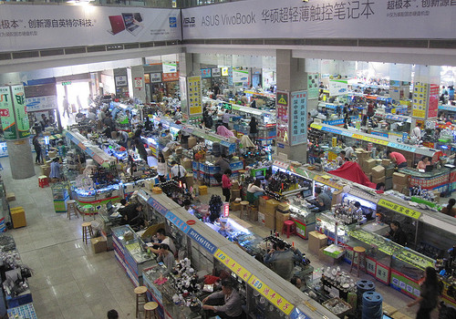 Hollywood for Makers – Huaqiangbei Electronics Marketplace